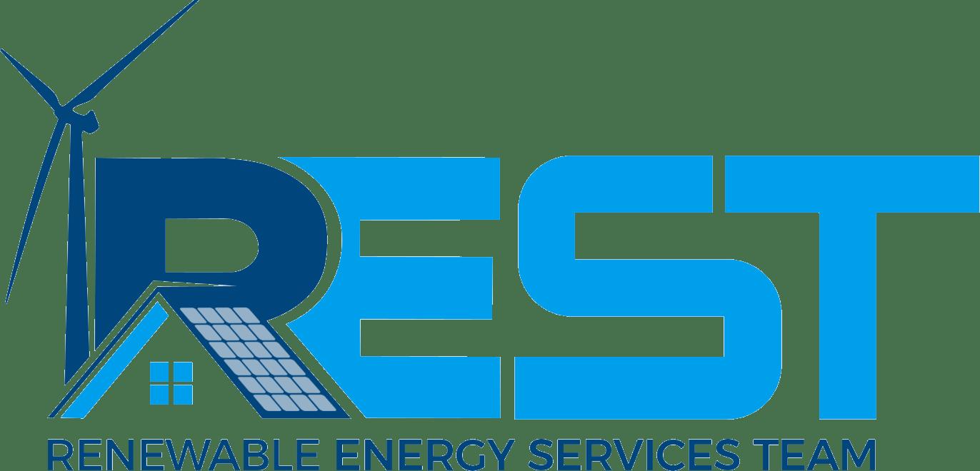 rest renewable energy services team rest logo large