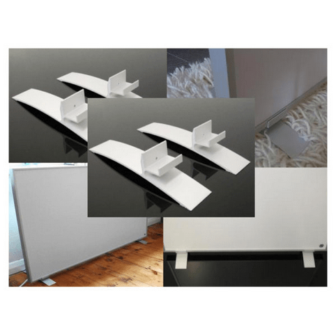rest renewable energy services team infrared brackets